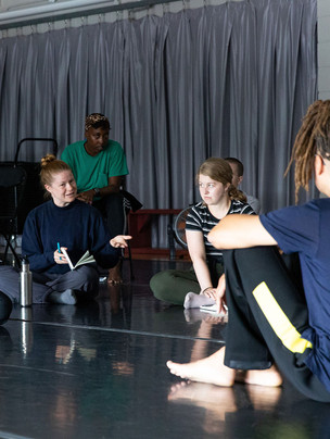 Teaching Dance in the 21st century with Thomas F. DeFrantz