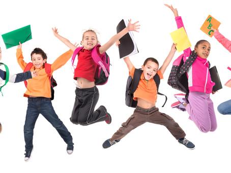 1. Schultag nach den Sommerferien