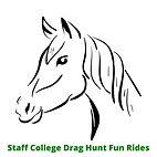 Staff College Drag Hunt Fun Rides logo.j