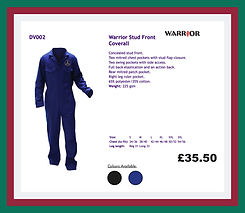 Warrior Stud Front Coverall.JPG