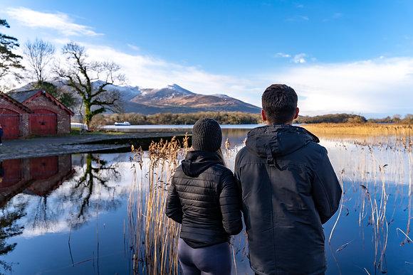 Exploring Killarney - Winter 1