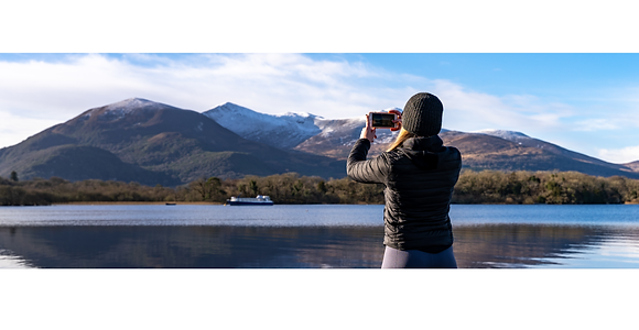 Exploring Killarney - Winter pano