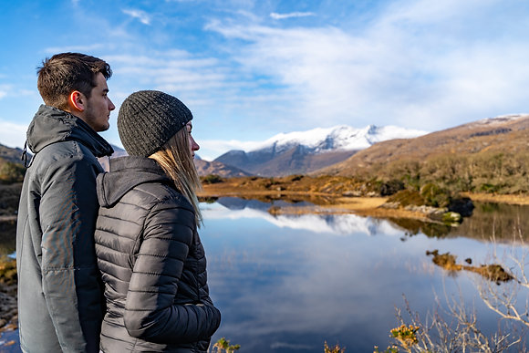 Exploring Killarney - Winter 18