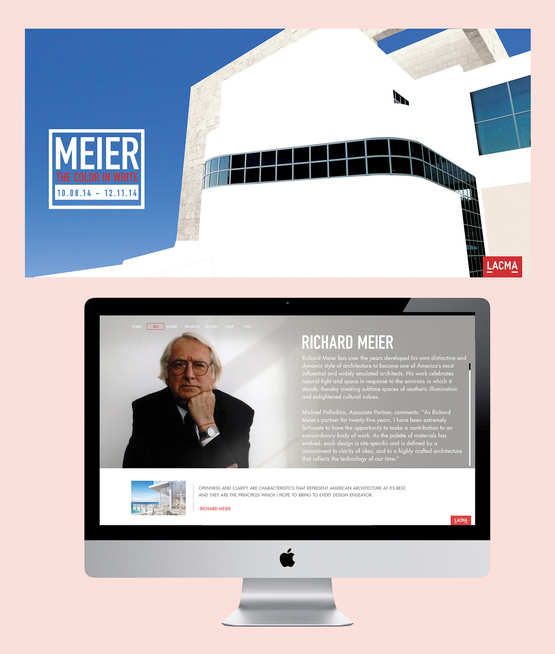 Richard Meier: The Color in White