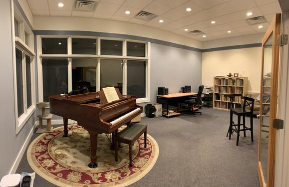 New Studio.HEIC