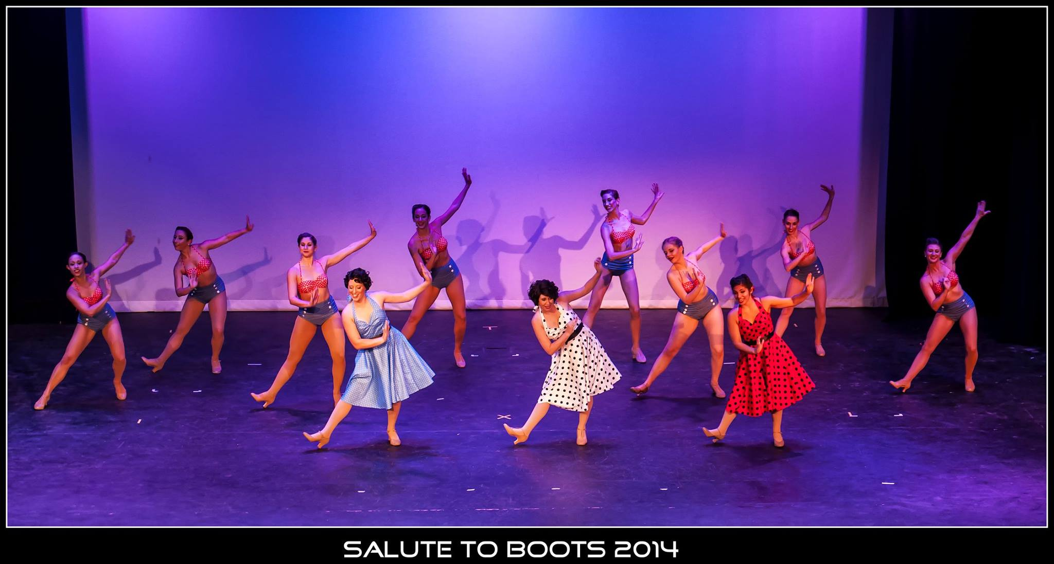 Salute to Boots 2014