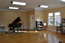 Inside the Piano Studio