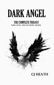 dark angel urban fantasy fiction gothic horror