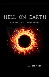Hell on Earth, angel demon hell heaven urban fantasy gothic