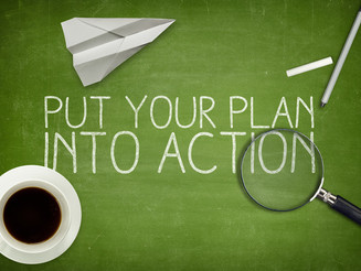 1) Menos planes, más acciones