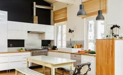 cuisine moderne et classique