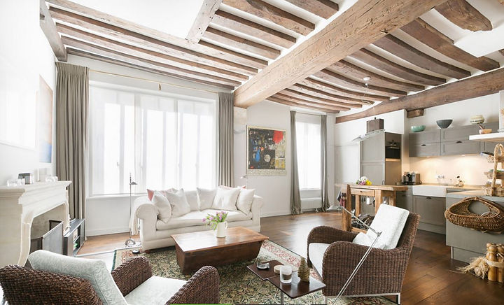 mobiliers campagne chic