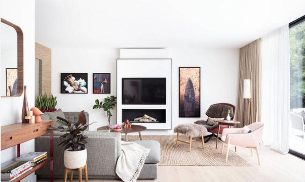 Un mobilier tout neuf, pour un nouvel intérieur