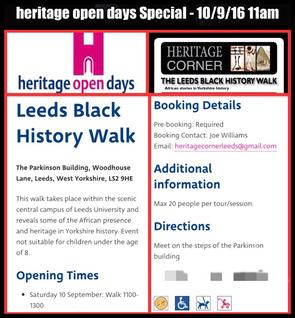 Heritage Open Days LBHW