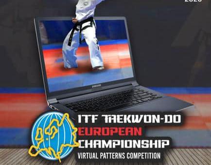 Вдалий виступ на віртуальному Європейському Чемпіонаті!!!