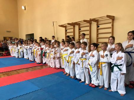 Відбувся Літній турнір з Таеквон-До І.Т.Ф. до Дня Конституції України 2021!!!