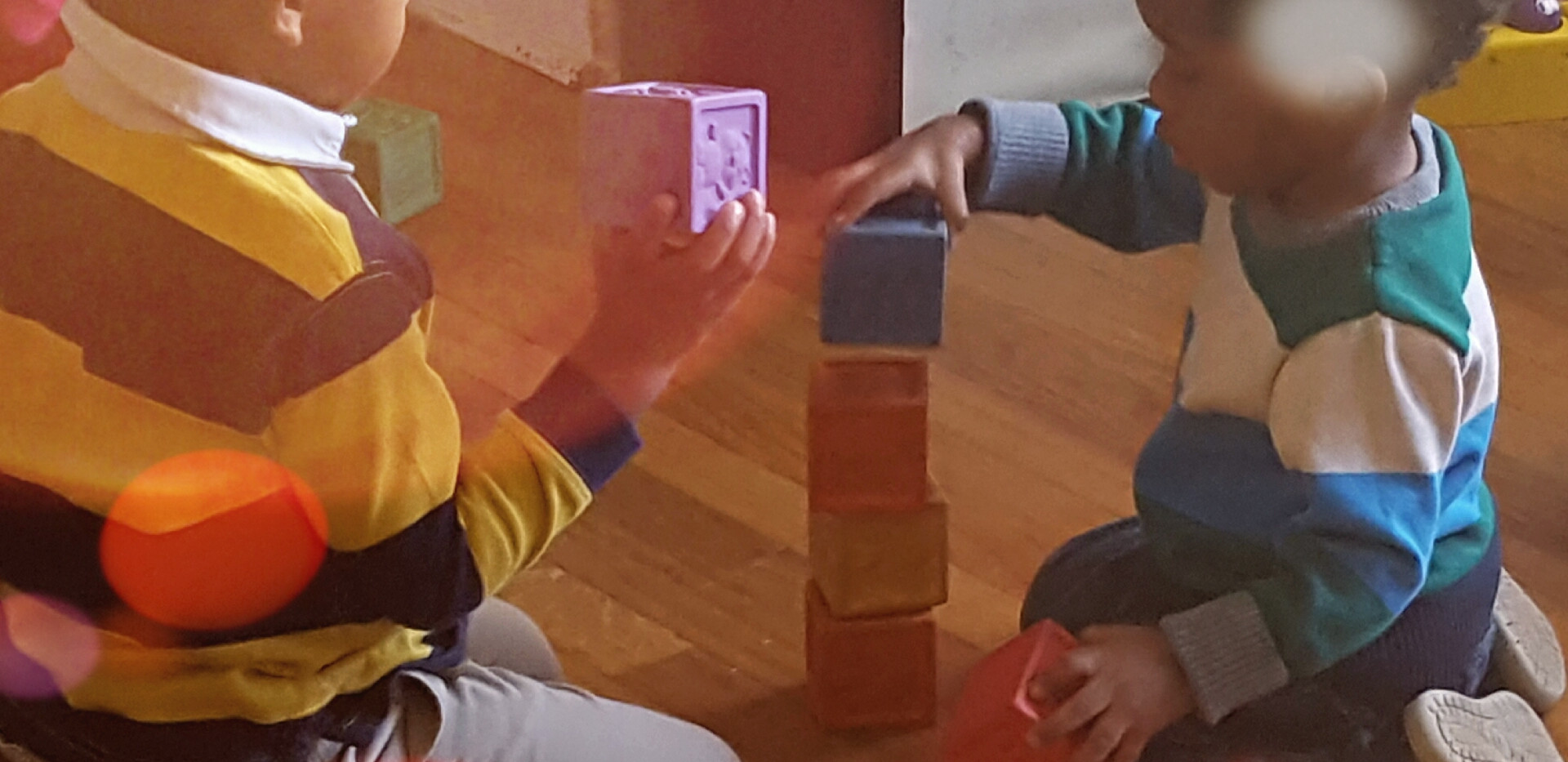 Building w/blocks