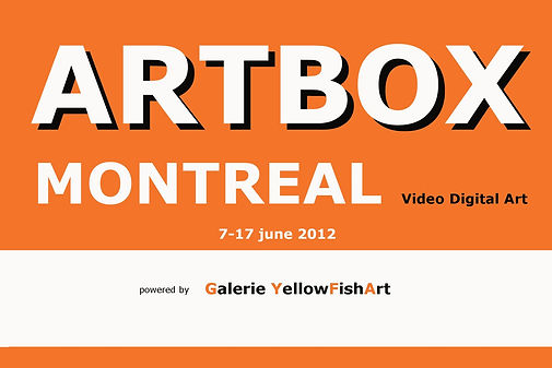 As part of the Grand Prix on the Main and the Main Madness, the SDBSL and Alessandro Mangiarotti from Yellow Fish Art Gallery invite you to discover Art Box Mtl.  The art installation will present videos of artists from Italy, France and Canada.
