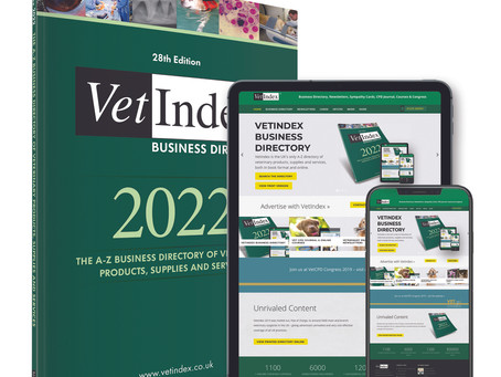 Don't miss your chance to be in VetIndex 2022