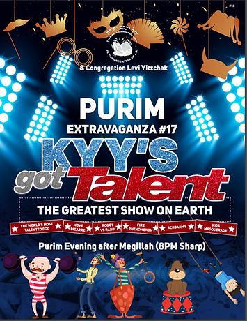 Purim Extravaganza #17 talent.PNG