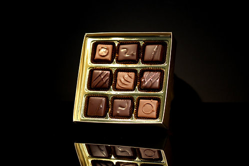 9 Prairie Caramels. Available Oct.25