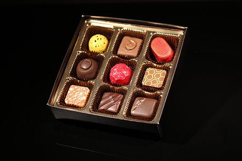 9 Assorted Chocolates
