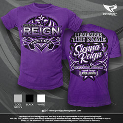 Sienna Reign TSHIRT-prodigy PROOF