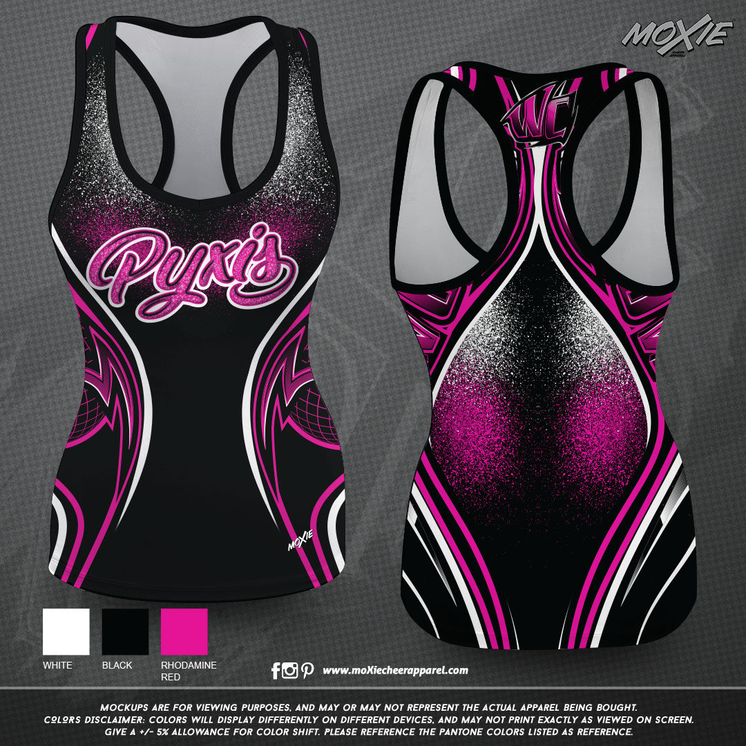 World Cup PYXIS_TANK TOP_moXie PROOF