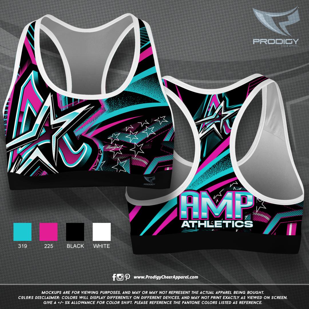 AMP Athletics SPORT BRA-prodigy PROOF