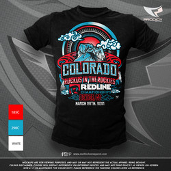 Redline Ruckus Rockies 21 TSHIRT-prodigy