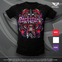 Rockstar Champs 20 gen TSHIRT-prodigy PR