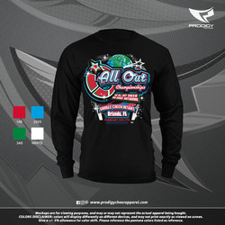 All Out Cheer Orlando 21 TSHIRT-prodigy