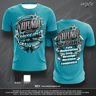 Karma-Athletics-GLITTER ATHLETIC TEE-moX
