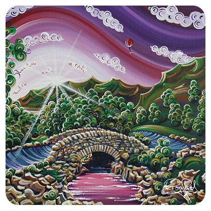Ashness Bridge Coaster