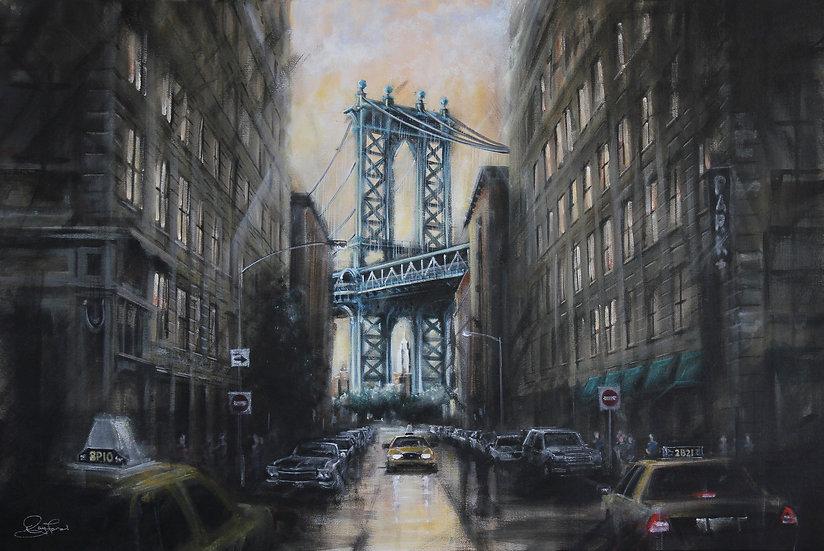 Bridge to New York