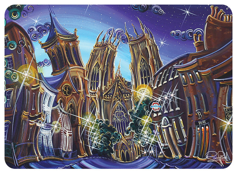 Minster Moonlight Placemat