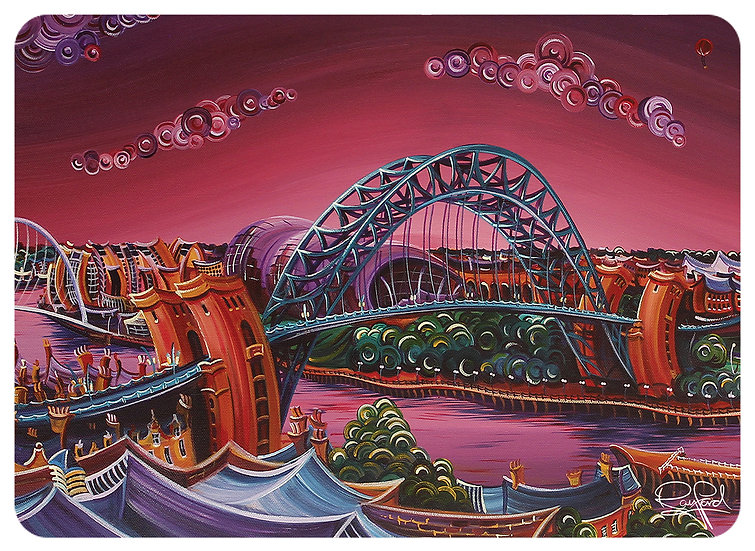 Summer Tyne Placemat