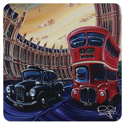 Westminster Transport Coaster
