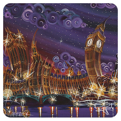 Westminster Starlight Coaster