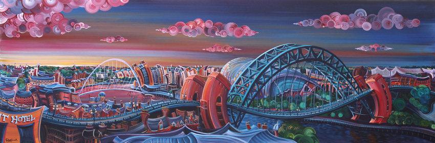 """Rise & Tyne"""