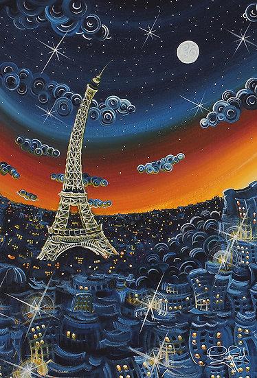 Stars in Paris