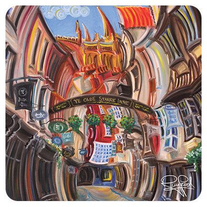 Stonegate, York Coaster