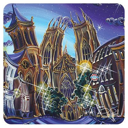 Minster Moonlight, York Coaster