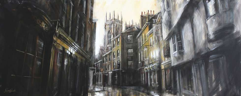 """Petergate York"""