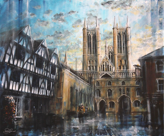 """After the Rain in Lincoln"""