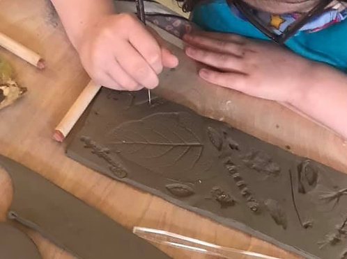 Clay Week! July 5-9 Ages 11 and up!