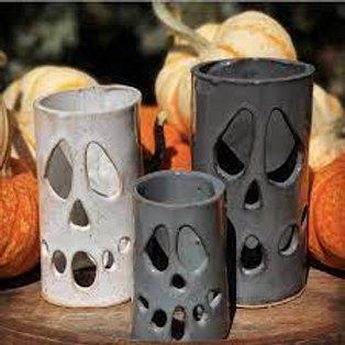 Workshop! Halloween Luminary!