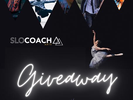 SLOCOACH: Giveaway Competition Information