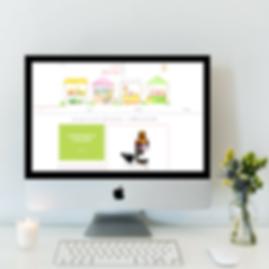 Website Design for Core Wealth Managem in Jupiter, FL by Luxe Lara Design