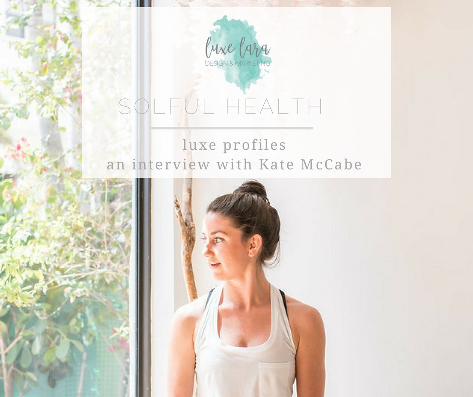 Luxe Profiles: Solful Health